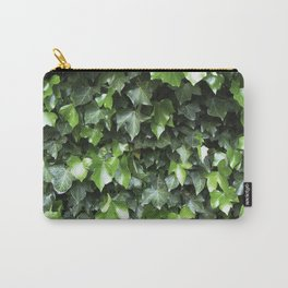 Evergreen Ivy Carry-All Pouch