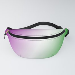 colorful abstract texture artwork Fanny Pack
