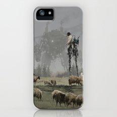 1920 - shepherd iPhone (5, 5s) Slim Case