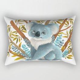 Palyful Koala Rectangular Pillow