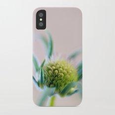 Green Points iPhone X Slim Case