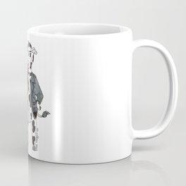 Bossy Bessy Beef Cow Coffee Mug