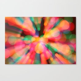 Tunnelvision  Canvas Print