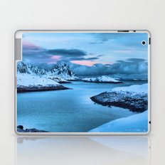Clouds Roll In Laptop & iPad Skin