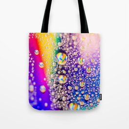Lisa Frank's Happy Tears Tote Bag