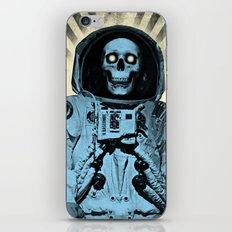Punk Space Kook iPhone Skin