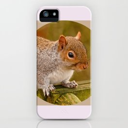 Woodland-Photos  Logo iPhone Case