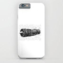 Thrust matters! iPhone Case
