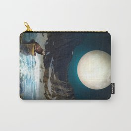Somewhere You Are Looking At It Too II Carry-All Pouch