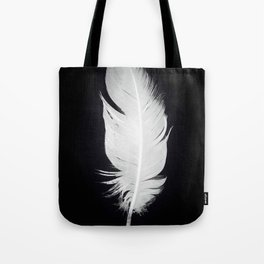 Whitefeather Tote Bag