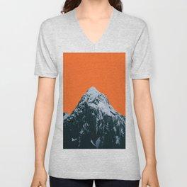 MH Orange Unisex V-Neck