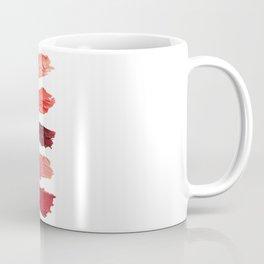Lipsticks Coffee Mug