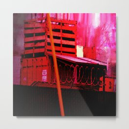 East of Town Metal Print