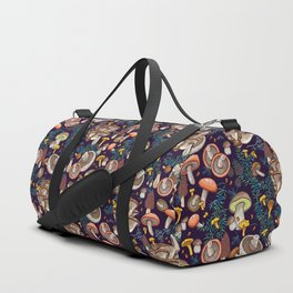 Dark dream forest Duffle Bag