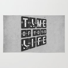 Time of Your Life Rug