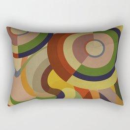 Sonia Circles FIVE Rectangular Pillow