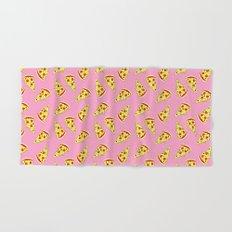 Pizza Pattern By Everett Co Hand & Bath Towel