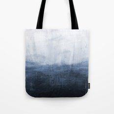 The Storm - Ocean Painting Tote Bag