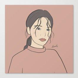 Dust R.Y. Canvas Print