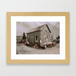 Martha's Vineyard Framed Art Print