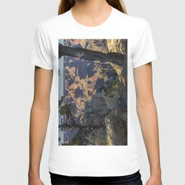 The Grand Canyon and Trees. T-shirt