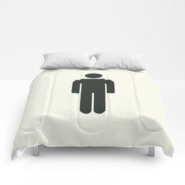 Man Comforters