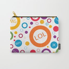 TXT ME Carry-All Pouch
