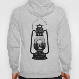 THE PATH MAY BE DARK BUT THE SUN WILL ALWAYS RISE Hoody