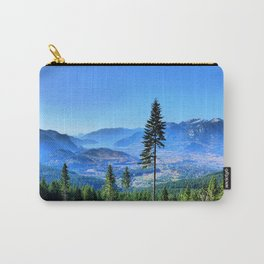 Squamish BC, Canada Carry-All Pouch