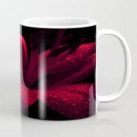 ruby Mugs featuring Ruby by Vitta