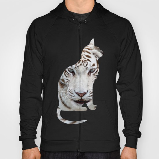BIG AND SMALL CAT Hoody