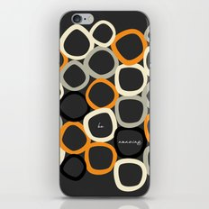 be amazing. iPhone & iPod Skin