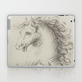 Head of a horse Laptop & iPad Skin