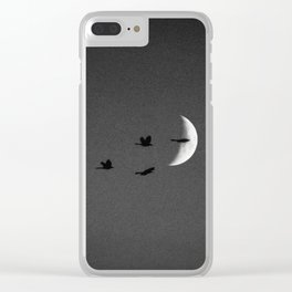 328 | west texas Clear iPhone Case