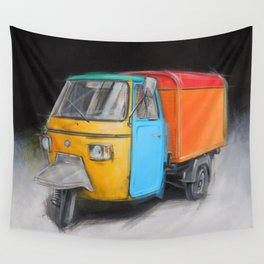 Ape 01 Wall Tapestry