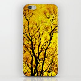 Morning Tree's iPhone Skin