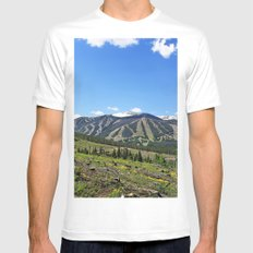 Winter Park Mens Fitted Tee White MEDIUM
