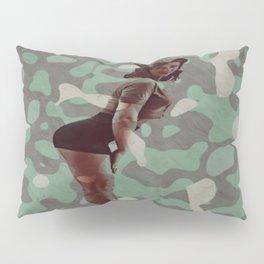 Sexy Military Gal Pillow Sham