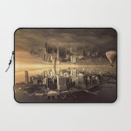 New York Upside Down Laptop Sleeve