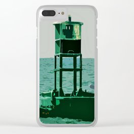 Buoy 21 Clear iPhone Case
