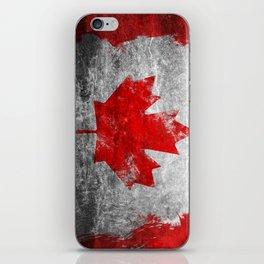 Canada Flag iPhone Skin