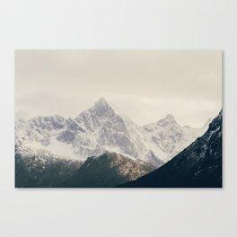 Vintage Mountain 10 Canvas Print