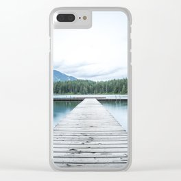 Floating Fun Clear iPhone Case