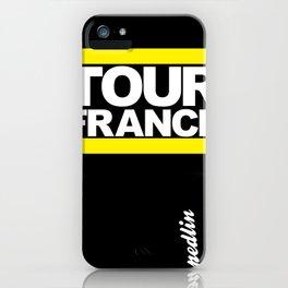 Tour de France iPhone Case