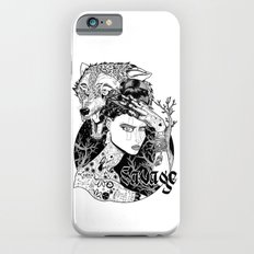 Be one with the wild iPhone 6s Slim Case