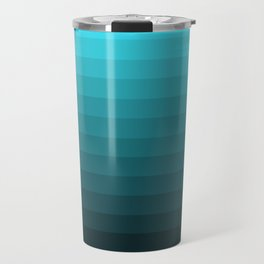 Depth Gradient Travel Mug