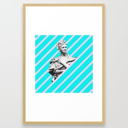 The New Wave Framed Art Print