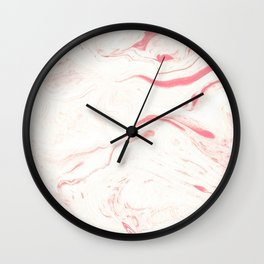 I Cant Remember Your Kiss Wall Clock