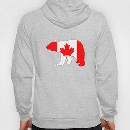 "Polar Bear ""Canada"" Hoody"