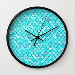 Fresh Summer Breeze Wall Clock